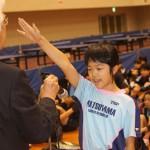 開会式・選手宣誓